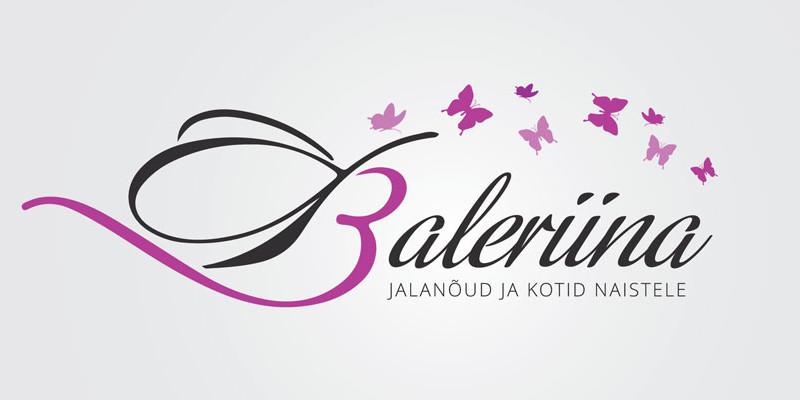 Baleriina logo | CVI Agentuur