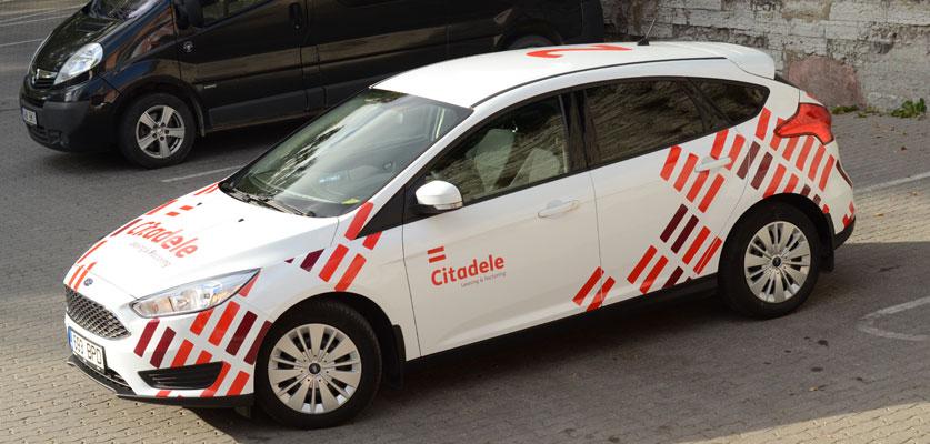Citadele auto | CVI Agentuur